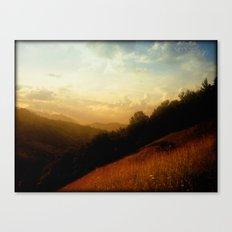 Heaven Canvas Print