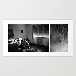 Intimitudini #01 Art Print