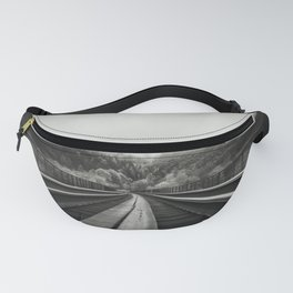 old railway Fanny Pack