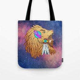 Crystal Shaman Tote Bag