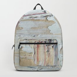 light on white Backpack