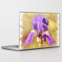 lily Laptop & iPad Skins featuring Lily by Susann Mielke