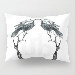 birds / oiseaux Pillow Sham