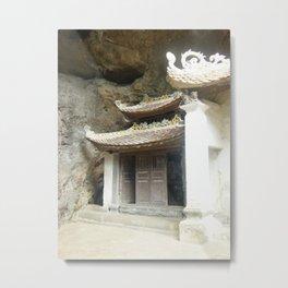 Vietnam Mountainside Metal Print
