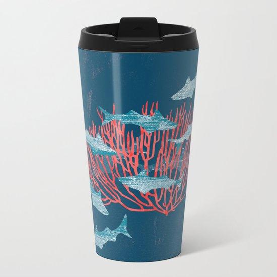 marittimo Metal Travel Mug