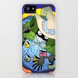 Positive Witch  iPhone Case