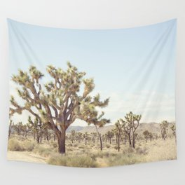 Pale Desert Wall Tapestry