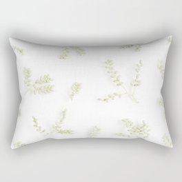 Tropical Background 02 Rectangular Pillow