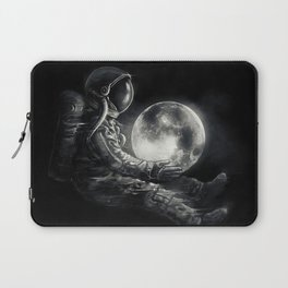 Moon Play Laptop Sleeve