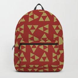 Print 131 - Legend Of Zelda - Red Backpack