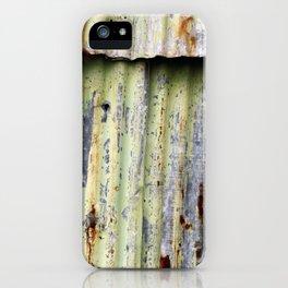 the crack iPhone Case
