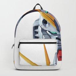 Nu Gundam Head Backpack