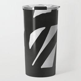 Black Expressionism I Travel Mug