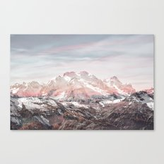 Long Lost Canvas Print