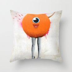 Eye Spy Throw Pillow