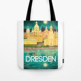 Dresden Germany Tote Bag