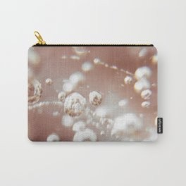 Glass bubbles Carry-All Pouch