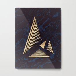 Control II Metal Print