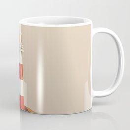 calm lighthouse Coffee Mug