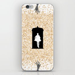 Doctor Who - Eternity iPhone Skin