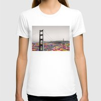 france T-shirts featuring It's in the Water by Bianca Green
