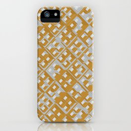 3D DECO BG II iPhone Case