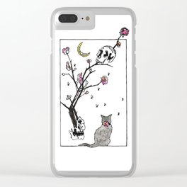 Grief Session Clear iPhone Case