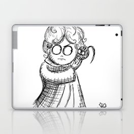 Being Normal is Vastly Overrated Laptop & iPad Skin