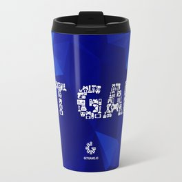 Pre-ICO Design of the Week 1 Travel Mug