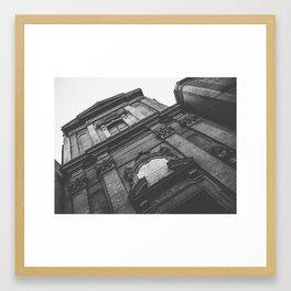 Italian Architecture Framed Art Print