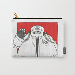 What if Baymax was Ash Carry-All Pouch