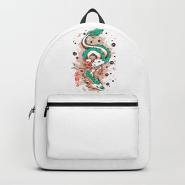 The Princess and the Dragon Backpack