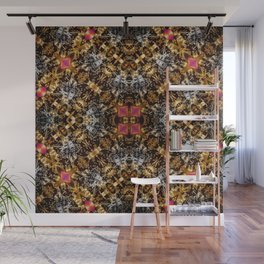 Busy Bees Never Get Fleas Wall Mural