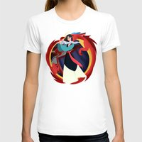 mulan T-shirts featuring Mulan by Karrashi