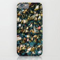 Paris Love Locks iPhone 6s Slim Case