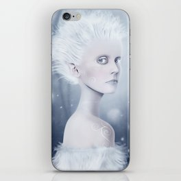 The Spirit of Winter iPhone Skin