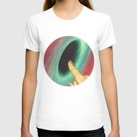 thrones T-shirts featuring Black holes and revelations by Laura Nadeszhda