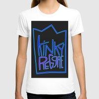 reggae T-shirts featuring kinky reggae by amy darlene