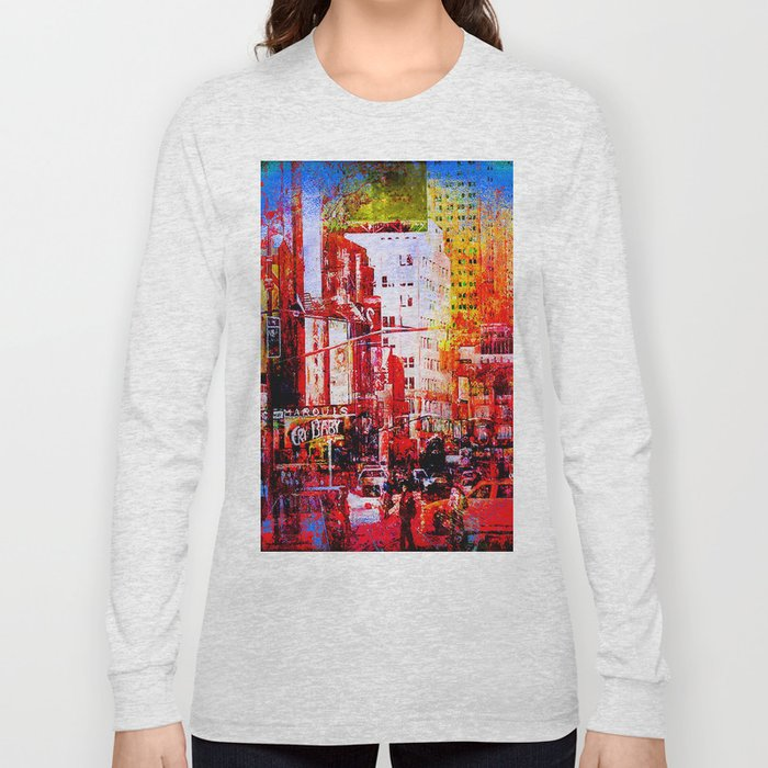 New-York Long Sleeve T-shirt