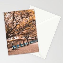 Paisaje urbano Stationery Cards