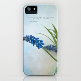 the right words iPhone Case