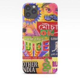 """""""TASTE OF INDIA"""" iPhone Case"""