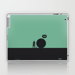 WTF? Golf Laptop & iPad Skin