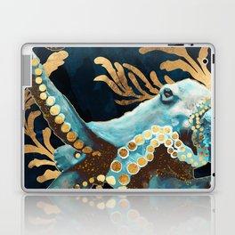 Indigo Octopus Laptop & iPad Skin