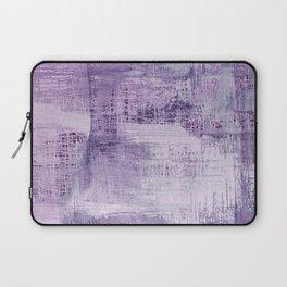 Dreamscape in Purple Laptop Sleeve