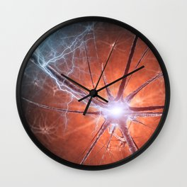Neurons Wall Clock