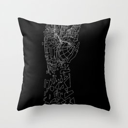 Metal Throw Pillow