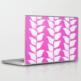 Hot Pink Heliconia Laptop & iPad Skin