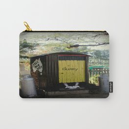 Dunny - Outback Queensland Humour :) Carry-All Pouch
