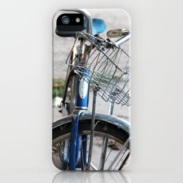 Old Schwinn iPhone Case